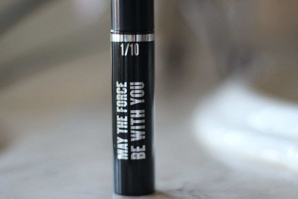 Covergirl Super Sizer mascara waterproof