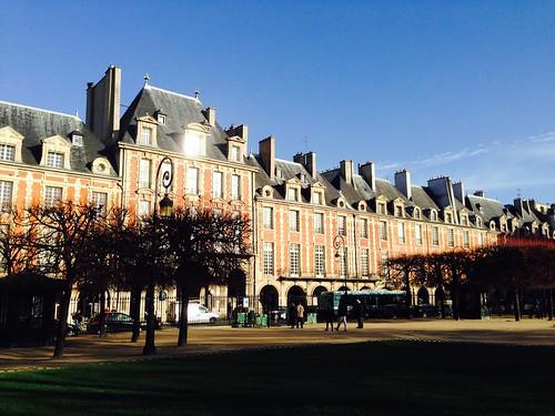 Place les Vosges, Paris