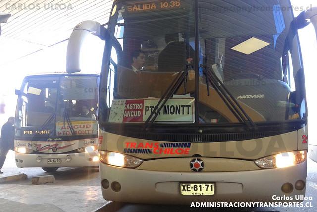 Queilen Bus & Trans-Chiloé