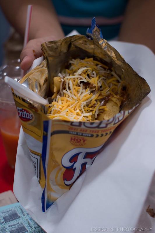 Texas State Fair Frito Pie