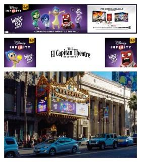 Disney Infinity 3.0 Edition   Marquee for El Capitan Theatre