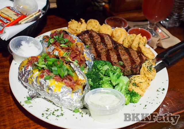 spondivits surf and turf steak and shrimp