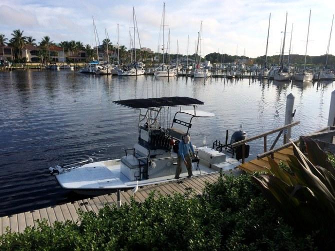 Fishing Charlotte Harbor with Capt. Rhett Morris of Beyond Borders Outfitters, Punta Gorda, Fla., Sept. 21, 2015