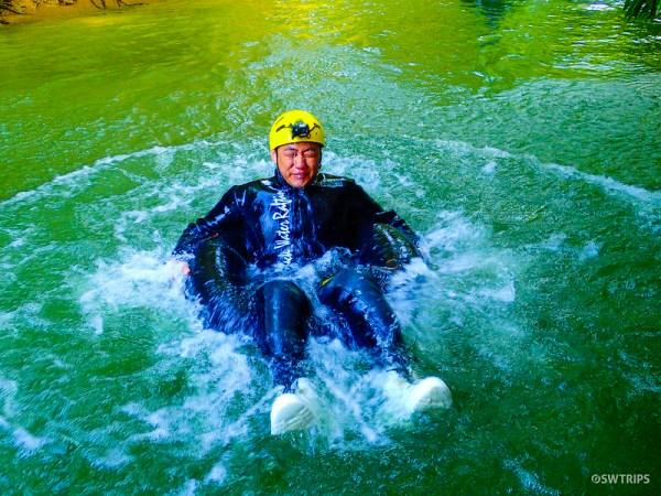 Waitomo Blackwater Rafting