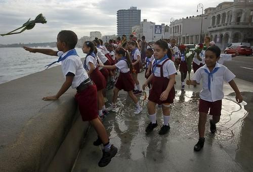 Deshielo cuadruplica expertos de EU en congreso marino en Cuba