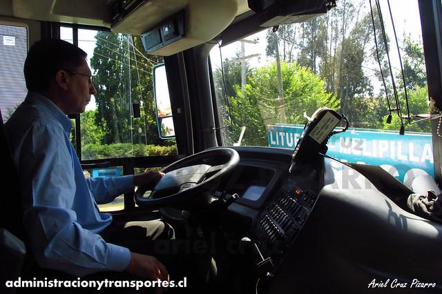 Luis González - Transantin - Busscar Panorâmico DD / Volvo (BZXP79)