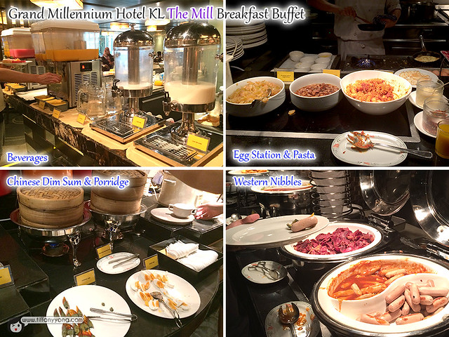 Grand Millennium KL The Mill Breakfast Buffet 3
