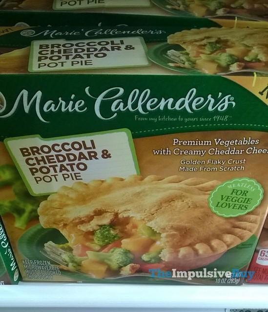 Marie Callender's Broccoli Cheddar & Potato Pot Pie