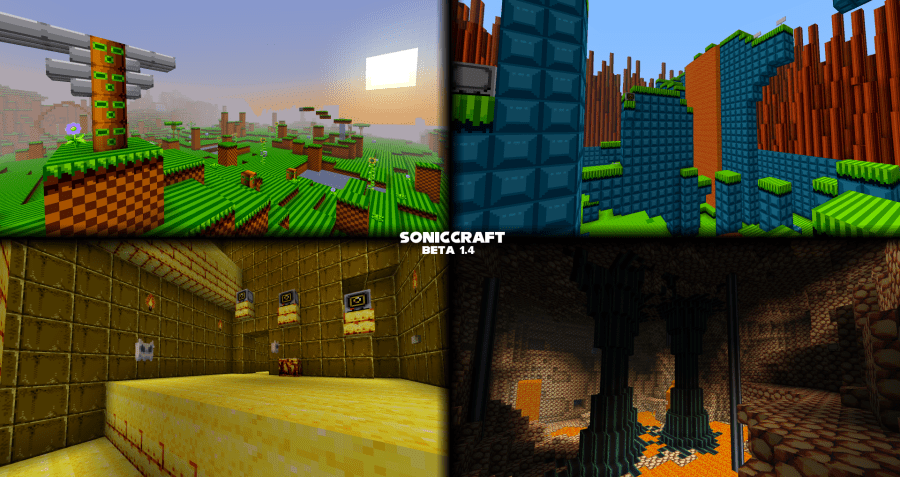 Adv Creation  Includes Resource Pack  SonicCraft  Celebrating 20       Adv Creation  Includes Resource Pack  SonicCraft  Celebrating 20  years of  Sonic  175 000 downloads  new update soon