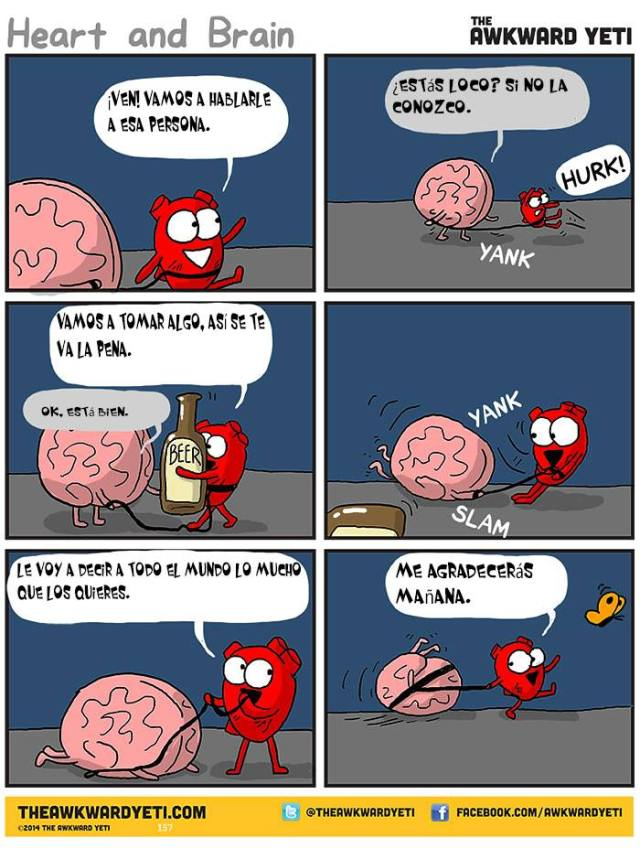 Cerebro & Corazón