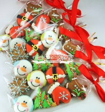 Mini gingerbread packs