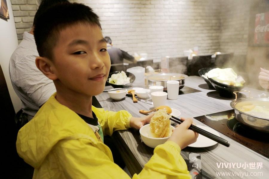 台北美食,壽星優惠,新店美食,方圓涮涮屋,海鮮鍋,涮涮鍋 @VIVIYU小世界
