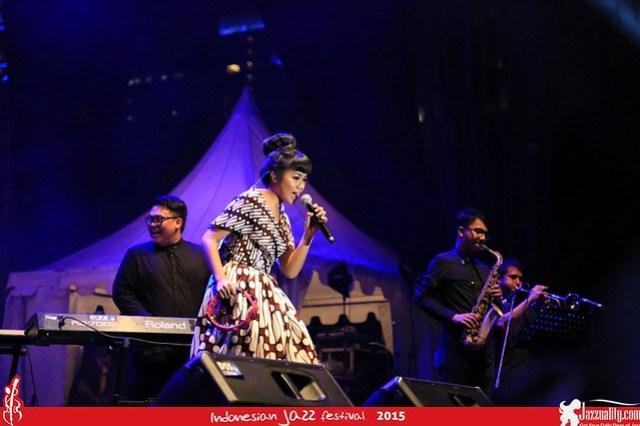 Indonesian Jazz Festival 2015 - Yura(2)