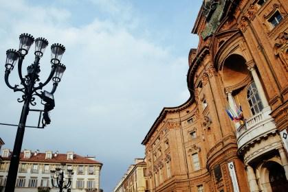 Torino: Palazzo Carignano