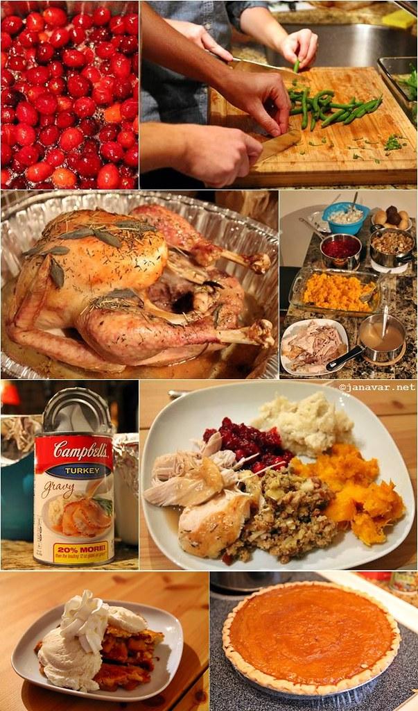 Thanksgiving 2015 & Recipe for Pumpkin Pie