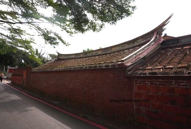 淡水 面白い屋根