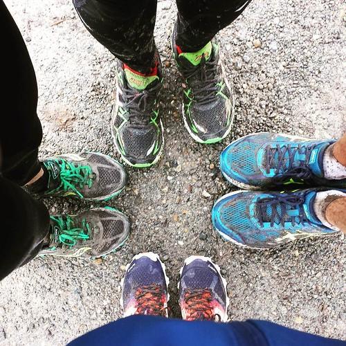 Kerst goed ingezet met trailtje in meerdaalwoud #nevernotrunning #iloverunning #instarunners #trail #teamdecathlon #heidejoggers