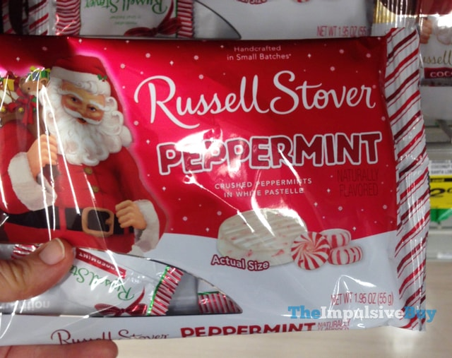Russell Stover White Peppermint