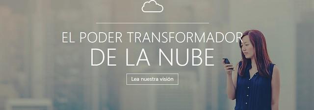 Nube Microsoft
