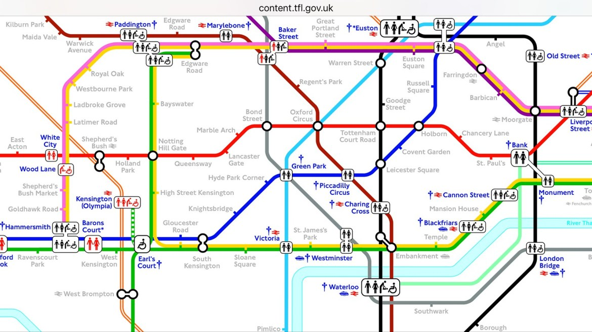 What the London Underground/Tube can learn from the Tokyo Metro