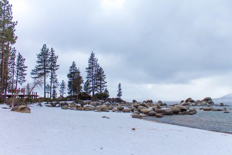 Sand Point Beach, NV