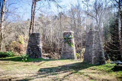 Glendale Mill Ruins-026