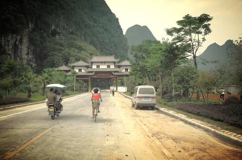 Cycling Yangshuo
