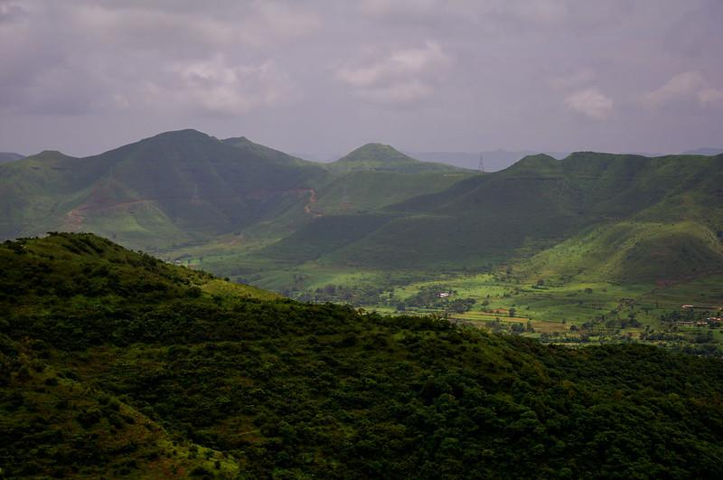 Sahyadri range