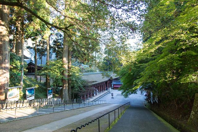 比叡山延暦寺会館 #比叡山への旅