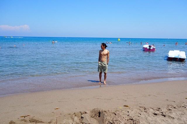 ファリラキビーチ
