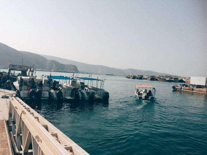Khasab Port