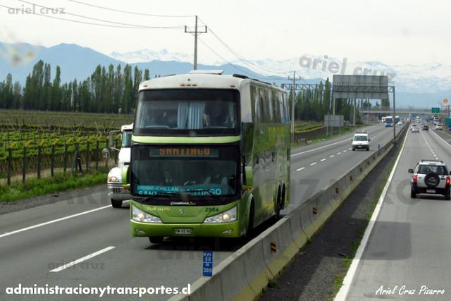 Tur Bus - San Francisco de Mostazal - Modasa Zeus / Mercedes Benz (FWYZ92) (2554)