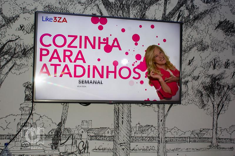 Apresentação - Like3ZA