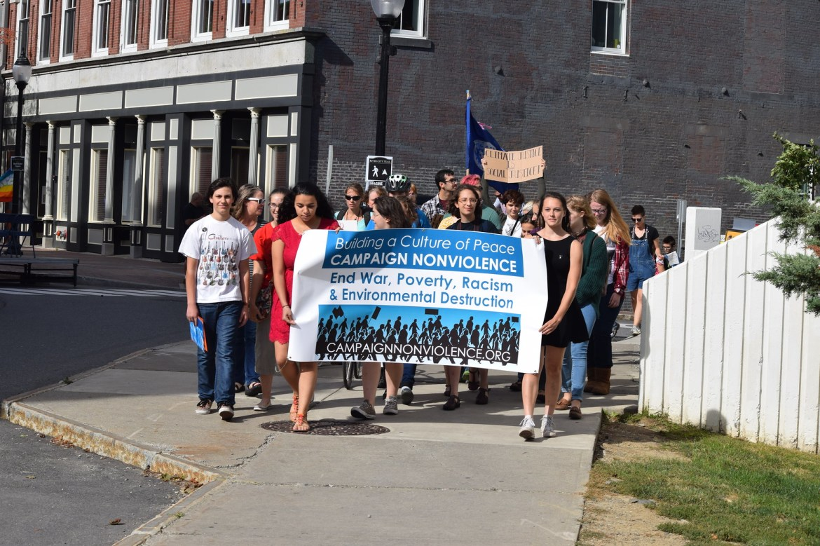 Bangor, ME End Violence Together Rally - CNV 2016 (34)