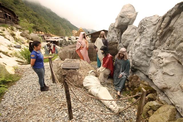 Holy Land – Baguio Eco Park