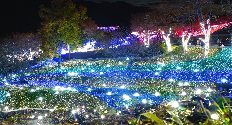 Sagami-ko Pleasure Forest illumillion