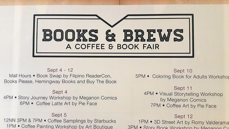 Books and Brews 20150907_192926