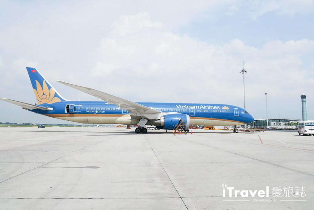 越南航空搭乘体验 Vietnam Airlines (39)