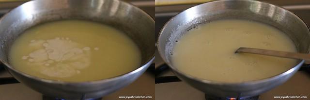 garlic almond soup 6
