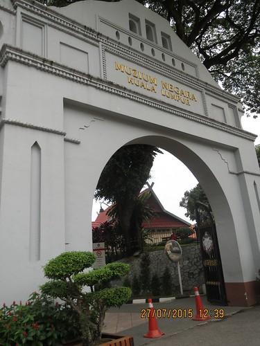 【2015大馬吉隆坡、檳城之旅】吉隆坡國家博物館、茨廠街、中央藝術坊(11 ys)