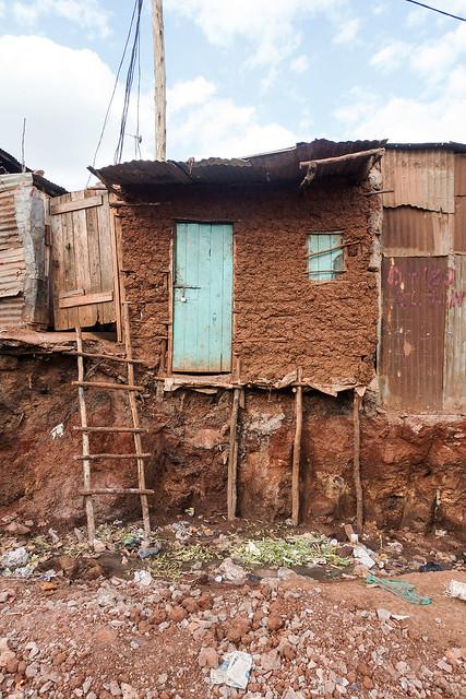 House, Kibera Slum TOur