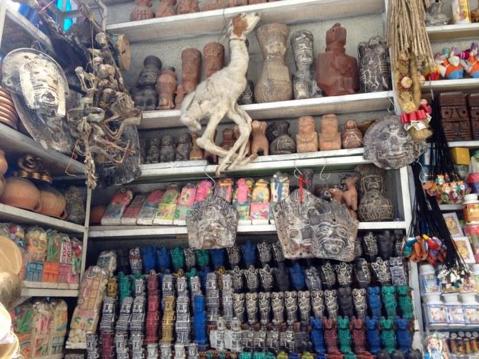 Witches Market, La Paz - Nick Gardiner