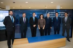 Juan Carlos Escotet Rodríguez: The team