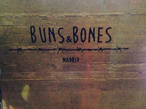 Buns & Bones, Antón Martín. Madrid