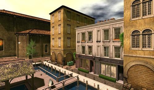 Basilique Town