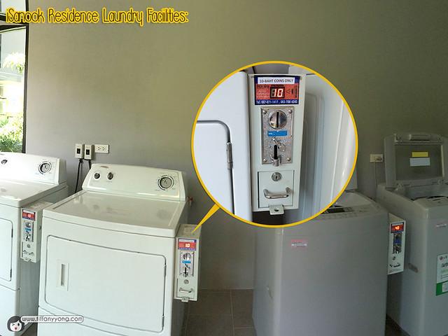 iSanook Residence Laundry Service