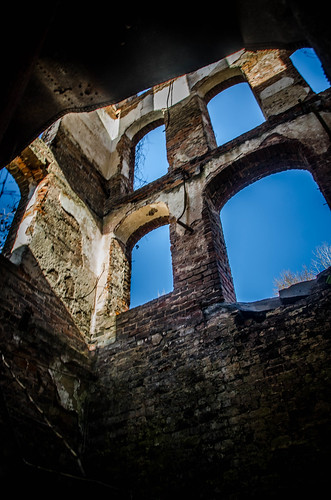 Glendale Mill Ruins-022