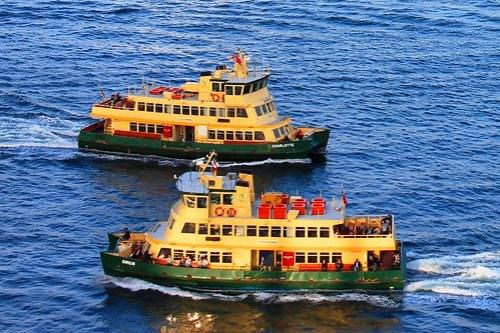 sydney ferry photo