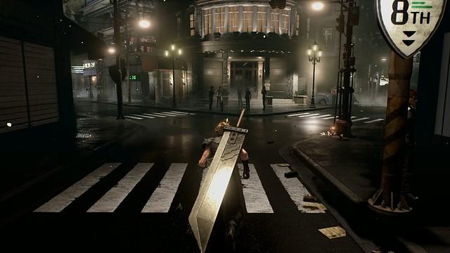 Final Fantasy VII Remake, Image 01
