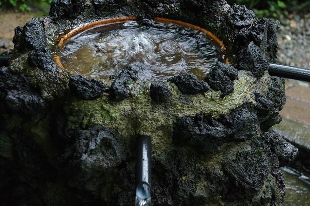 Gomayasiki spring water(Tanzawa brand spring water)  護摩屋敷の水(丹沢名水)